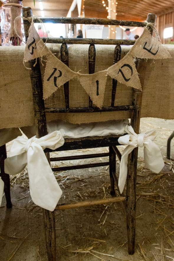 burlap-bride-seat-banner