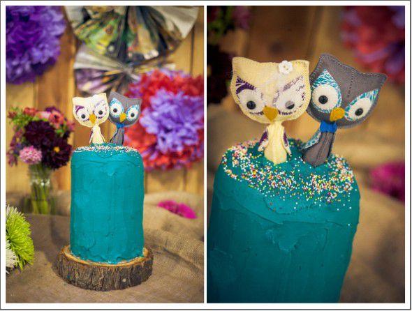 brightly-colored-wedding-cake