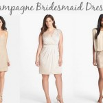 Champgane Bridesmaid Dress