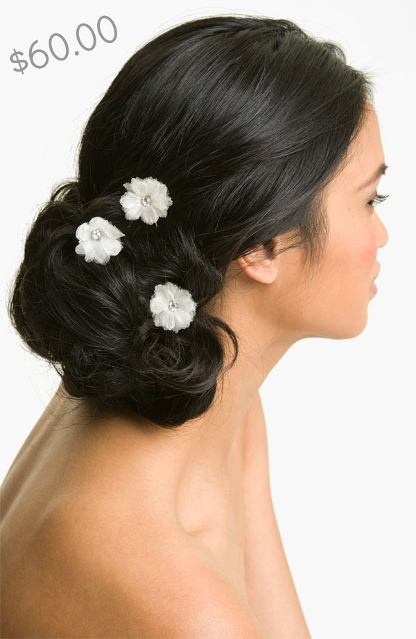 budget friendly wedding hair accessories rustic wedding chic