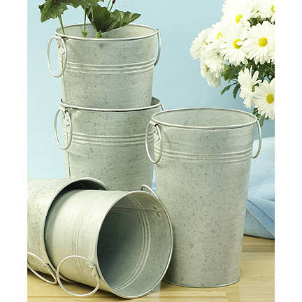 tall-galvanized-buckets-for-flowers