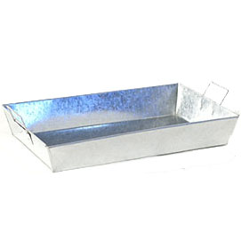 galvanized-tray