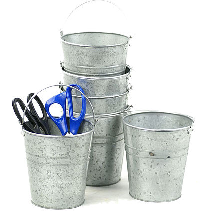 galvanized-buckets-for-wedding