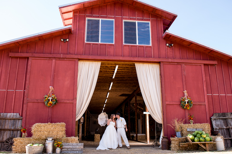 Upscale Barn Wedding