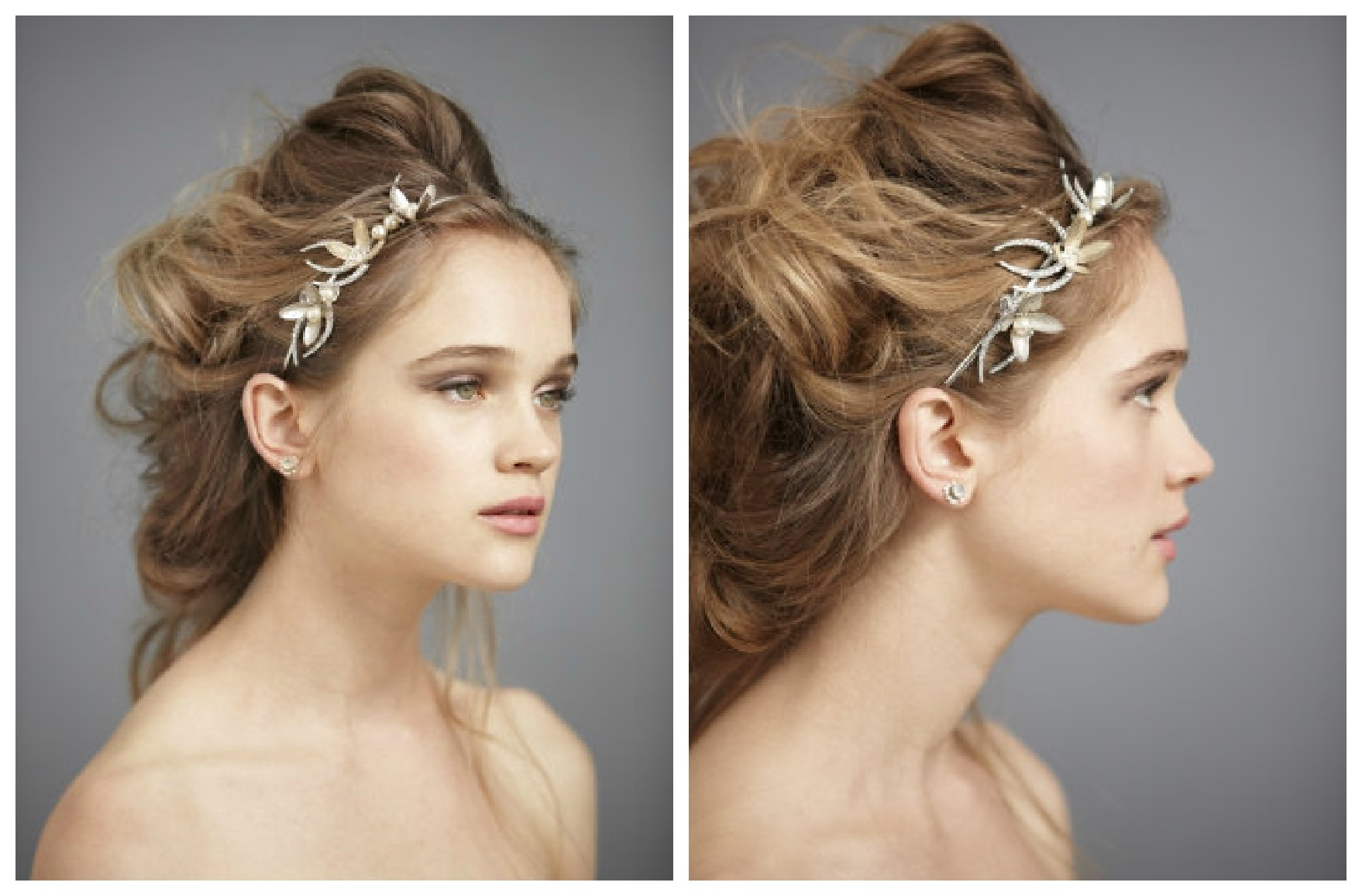 Vintage Wedding Headband 18