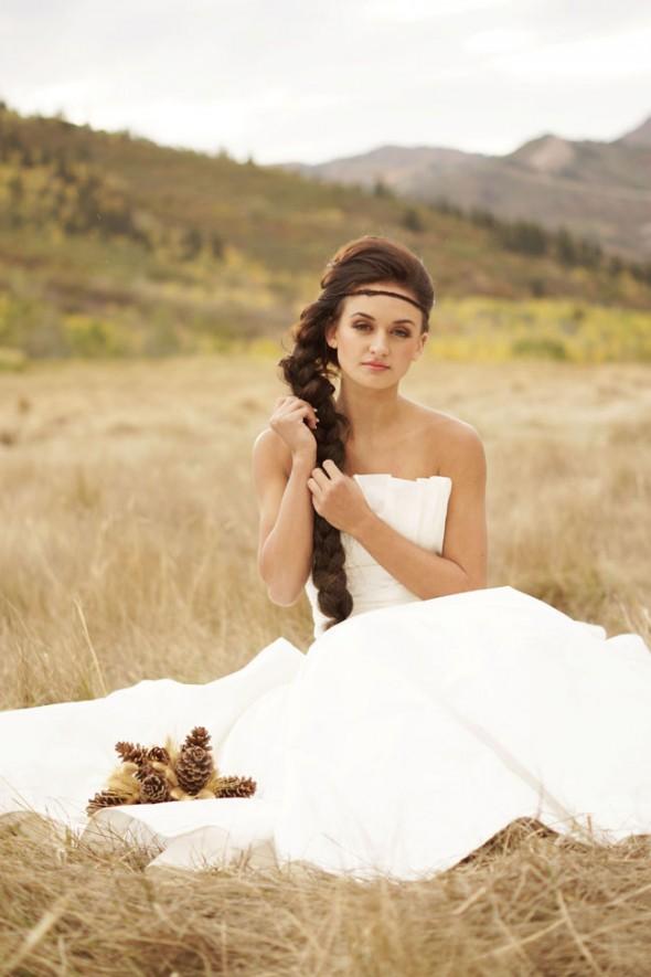 country-chic-bride