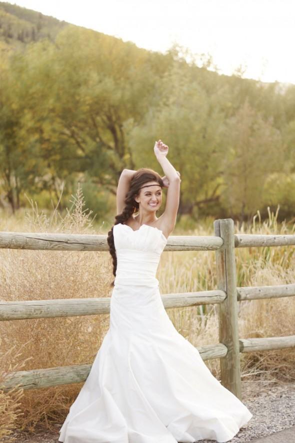 elegant-rustic-bride