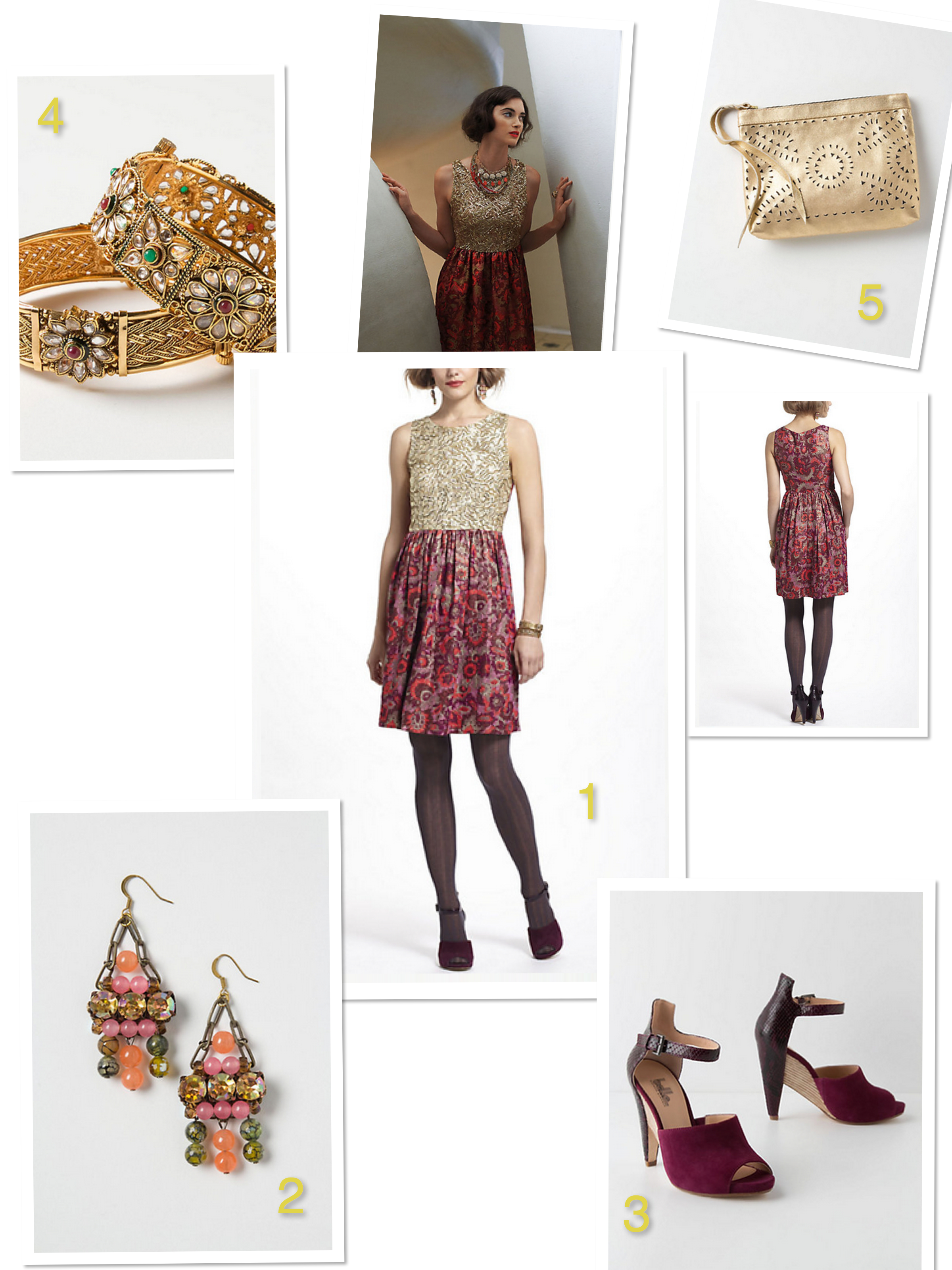 Outfit Ideas For A Fall Wedding