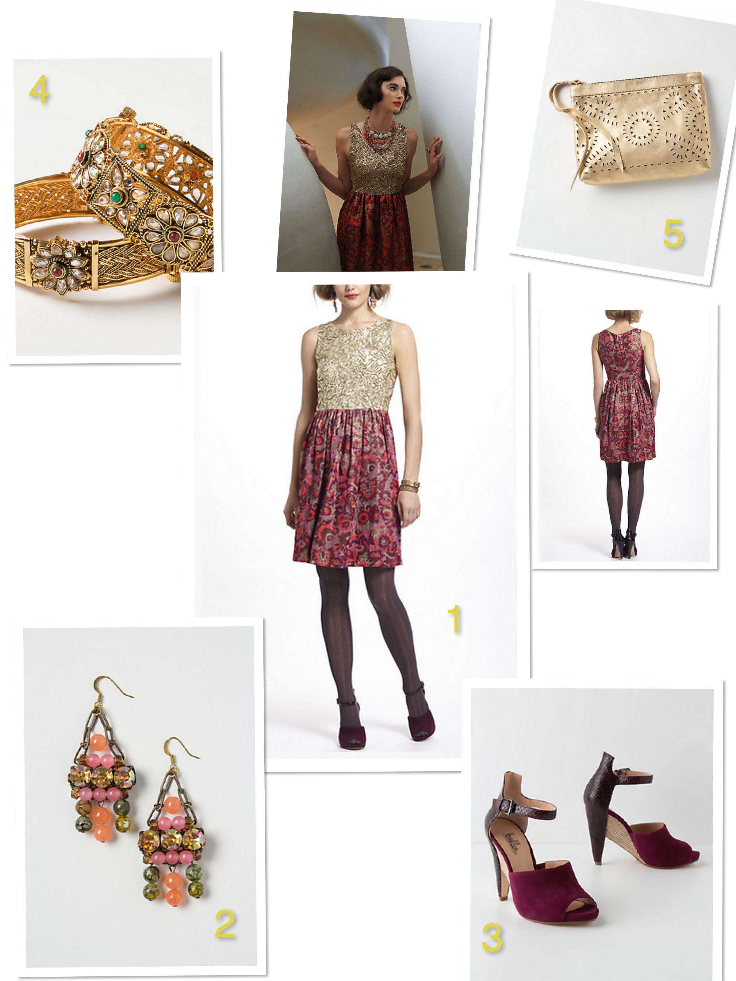 Fall Wedding Outfit Ideas - Rustic Wedding Chic