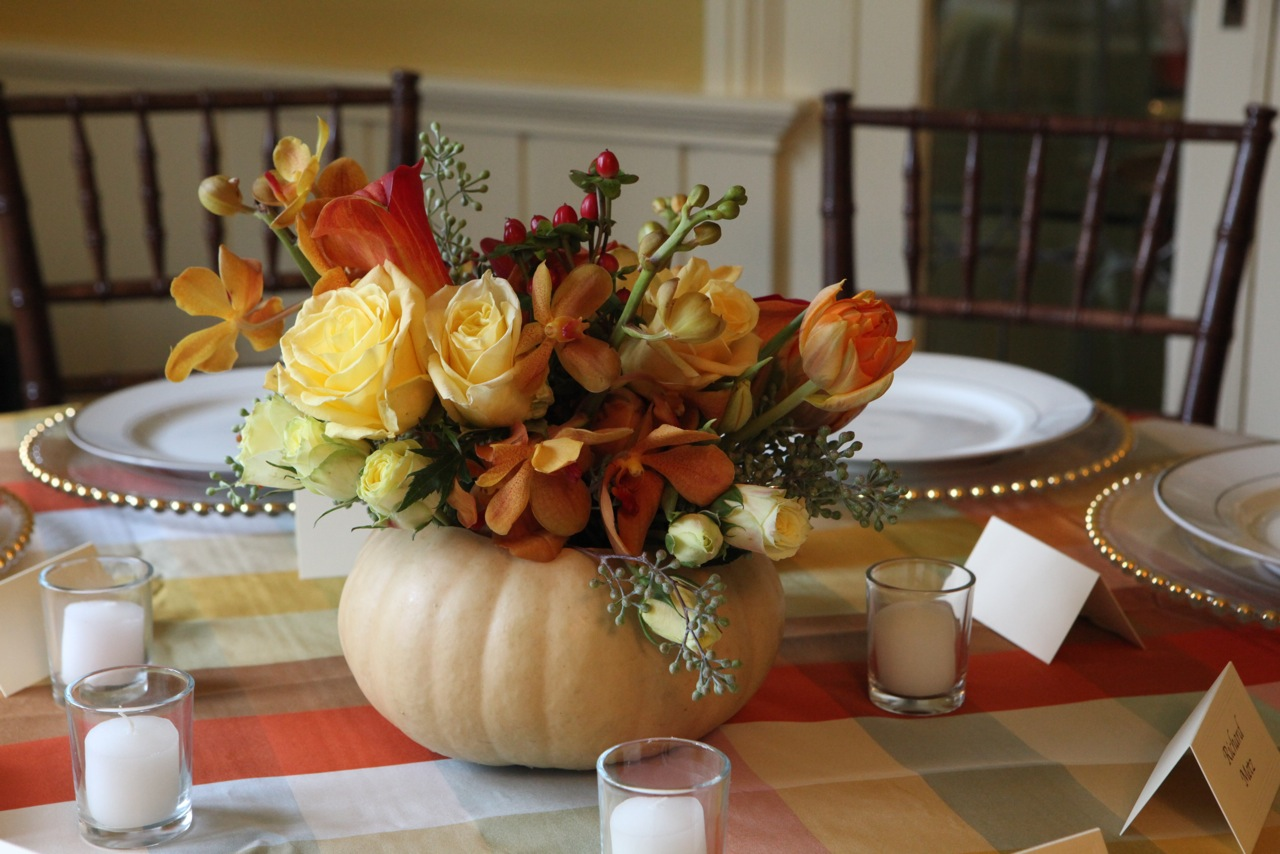 Simple Fall Wedding Centerpieces: Centerpieces For A Rustic Wedding