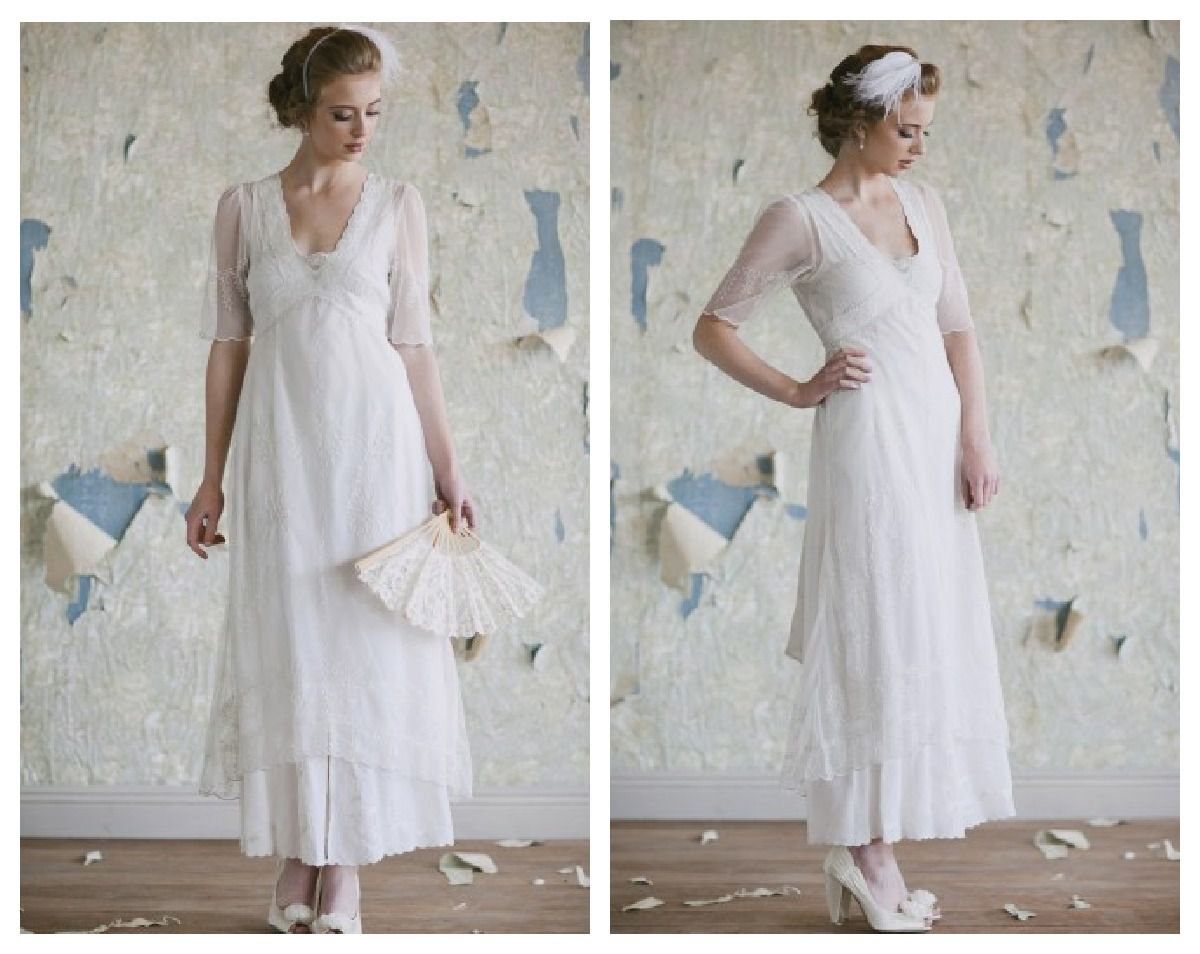 Vintage Wedding Dress 90s: Vintage Style Wedding Gowns On A Busget
