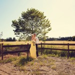 Country Chic Wedding In Canada
