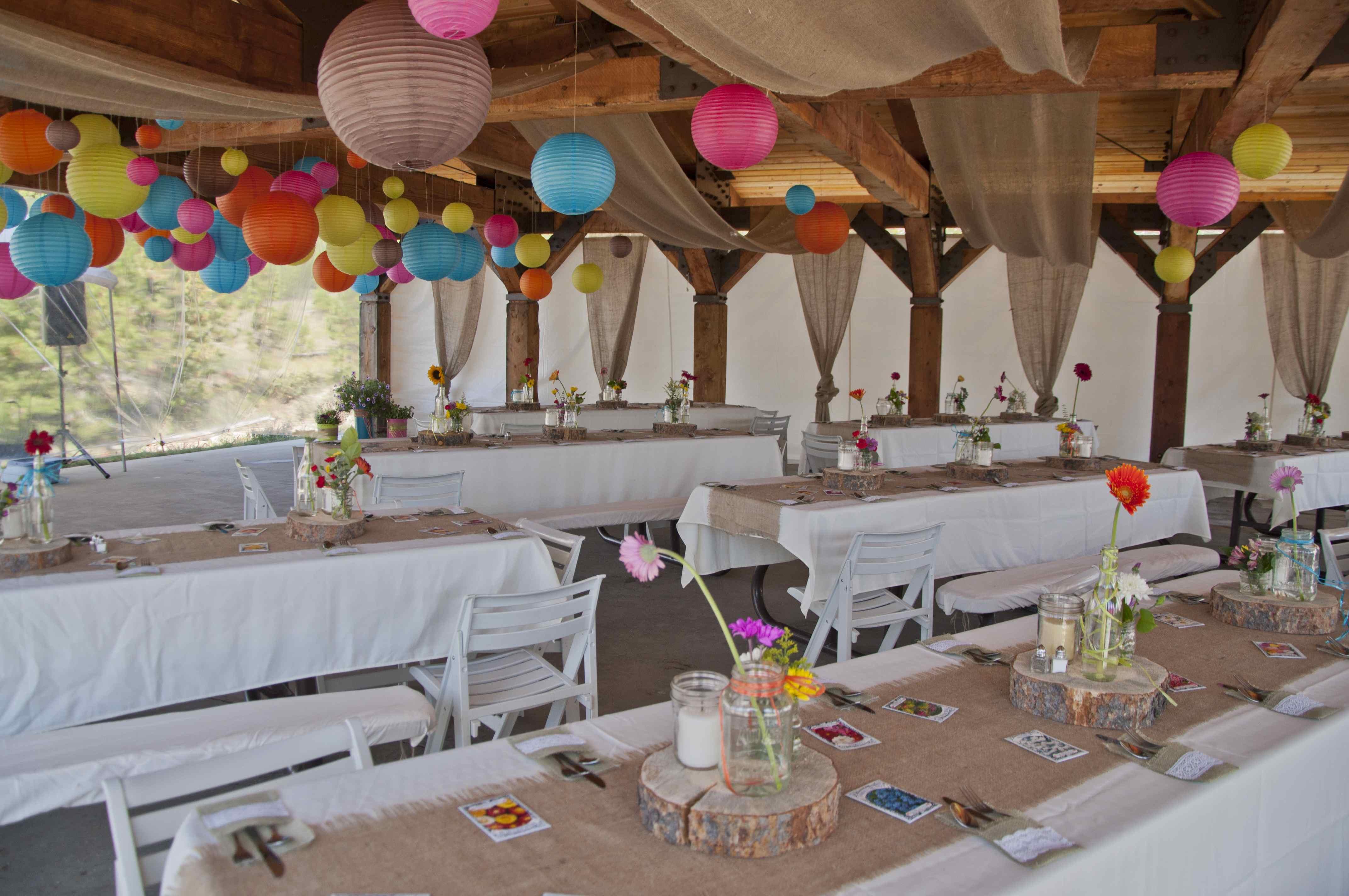 Campground Wedding In Colorado