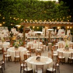 vintage wedding in california