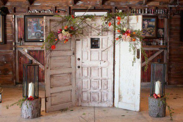Vintage Inspired Barn Wedding Maddi Jesse Part I