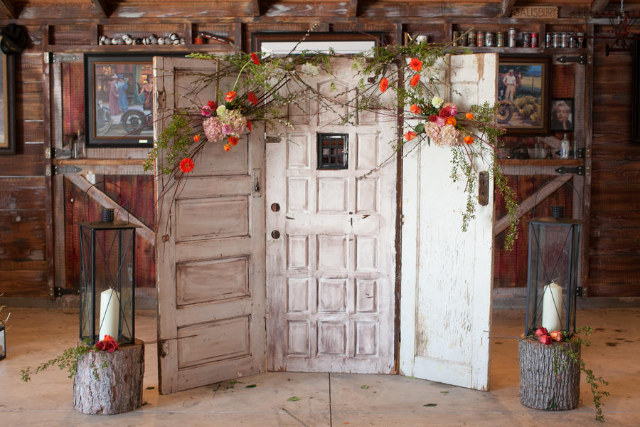 Vintage Inspired Barn Wedding Maddi Jesse Part I
