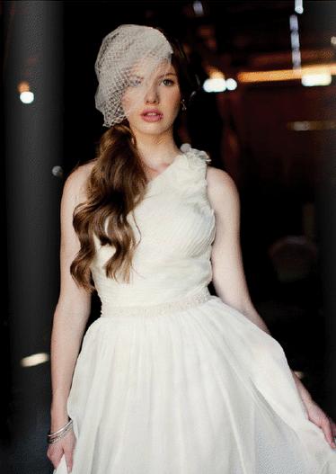 vintage-style-bride
