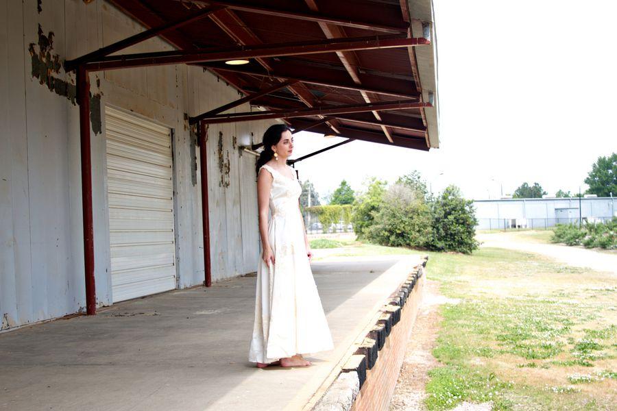 Country Bridal Shoot