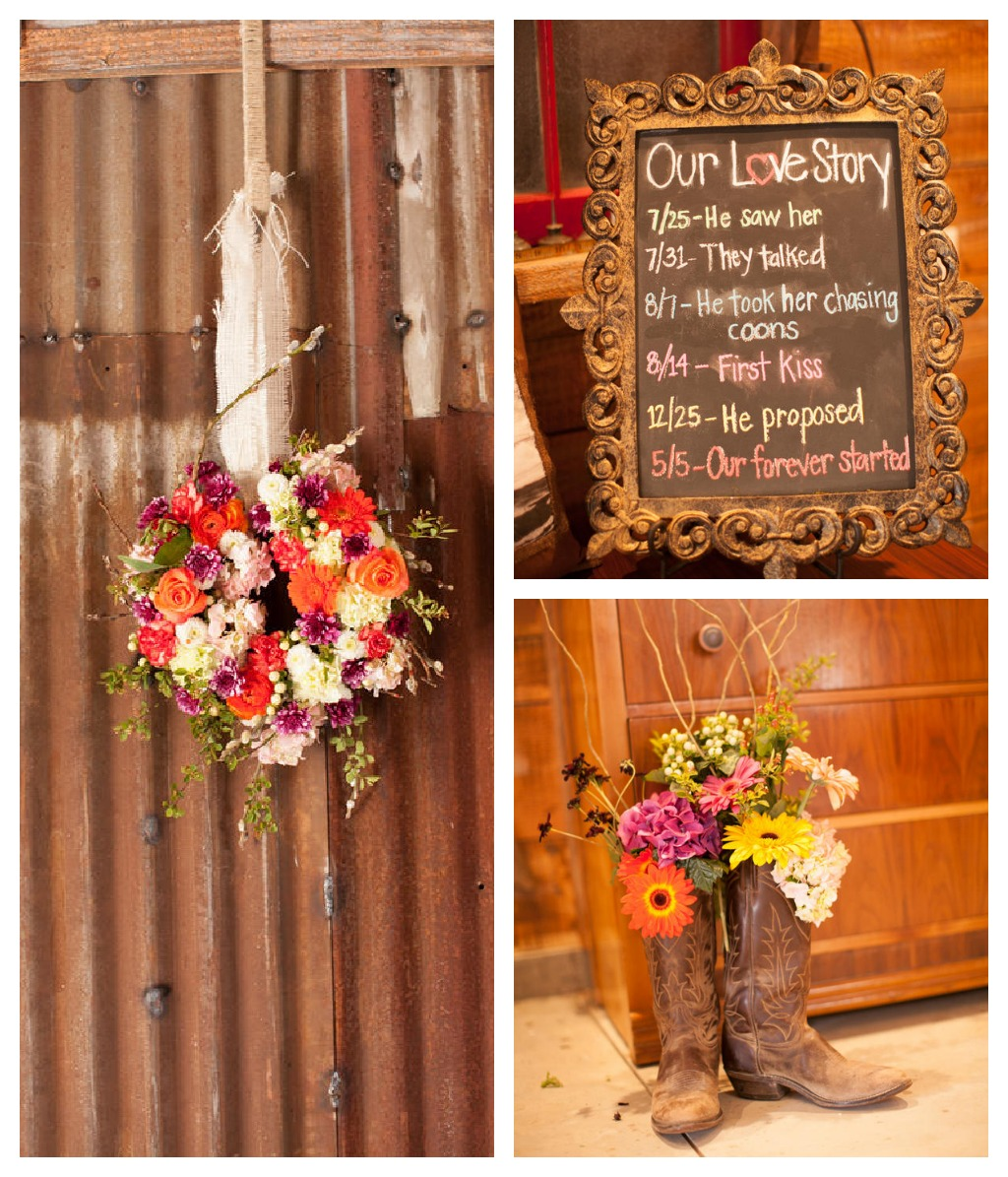 Country Wedding Ideas: Vintage Inspired Barn Wedding: Maddi + Jesse Part I