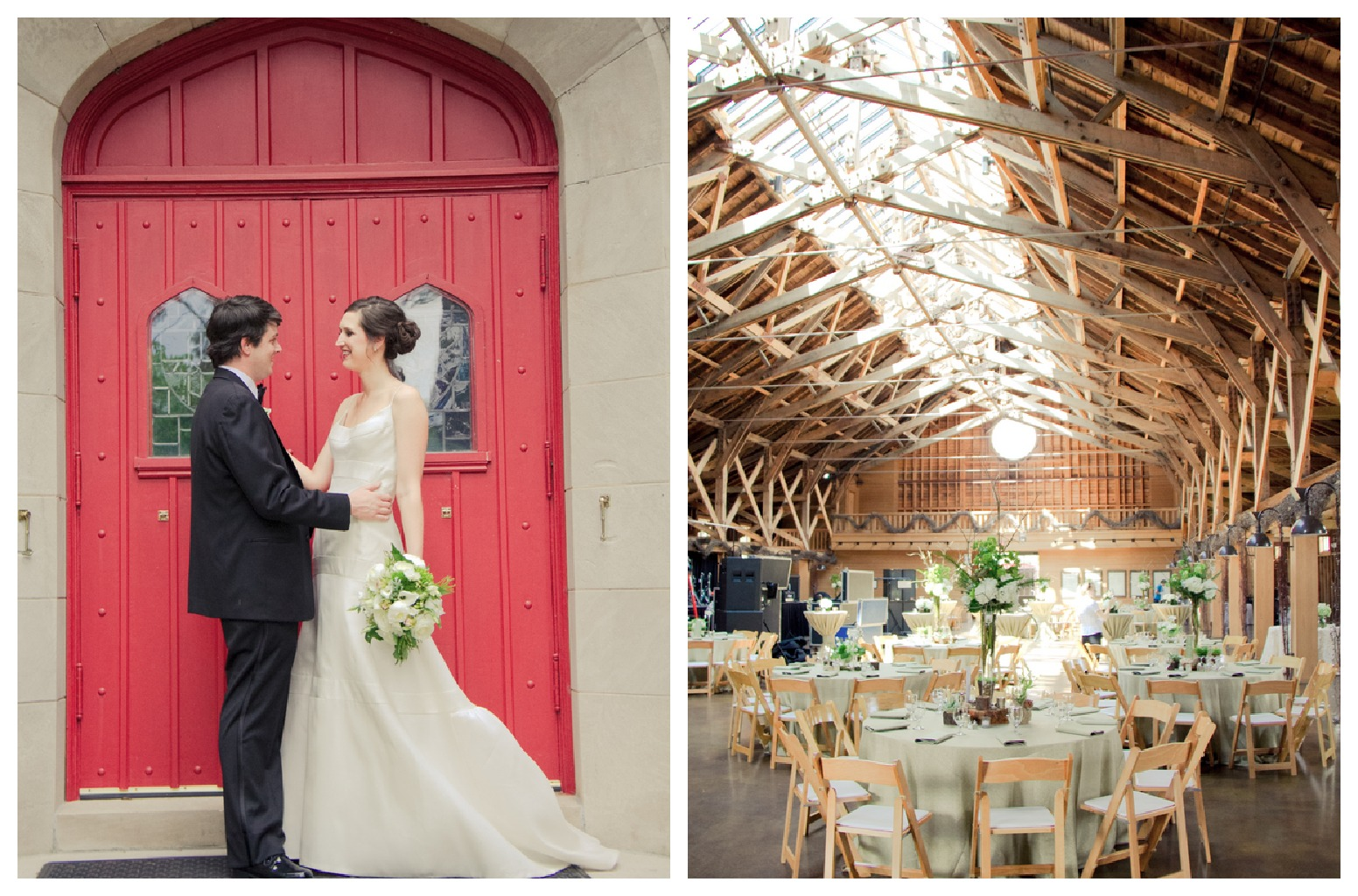 Barn Wedding In North Carolina
