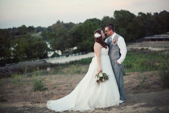 A California Rustic Wedding