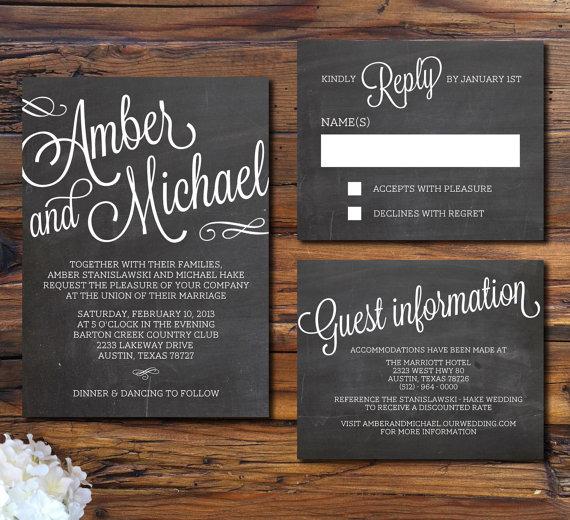 Rifle Paper Co Wedding Invitations 003 - Rifle Paper Co Wedding Invitations