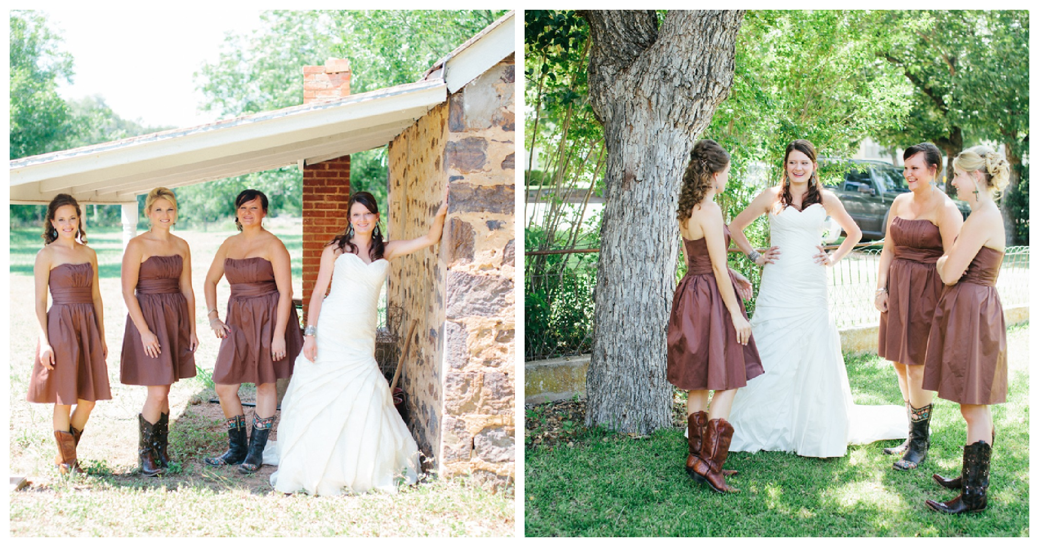 Texas country ranch wedding rustic wedding chic for Dresses for a country wedding