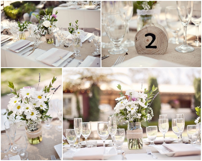 Country Beach Decorating Ideas : Orange County California Rustic Wedding - Rustic Wedding Chic
