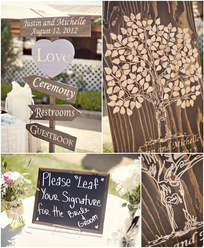 Best Rustic Ideas For Your Wedding: Orange County California Rustic Wedding