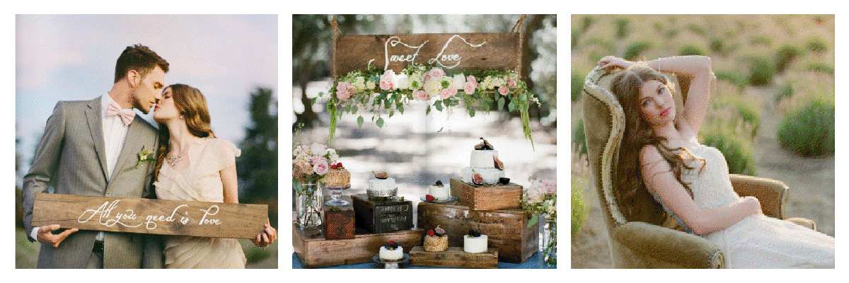 How To Plan A Rustic Vintage Wedding