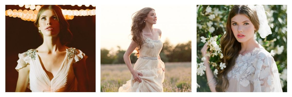 Vintage Style Wedding Gowns On A Busget - Rustic Wedding Chic