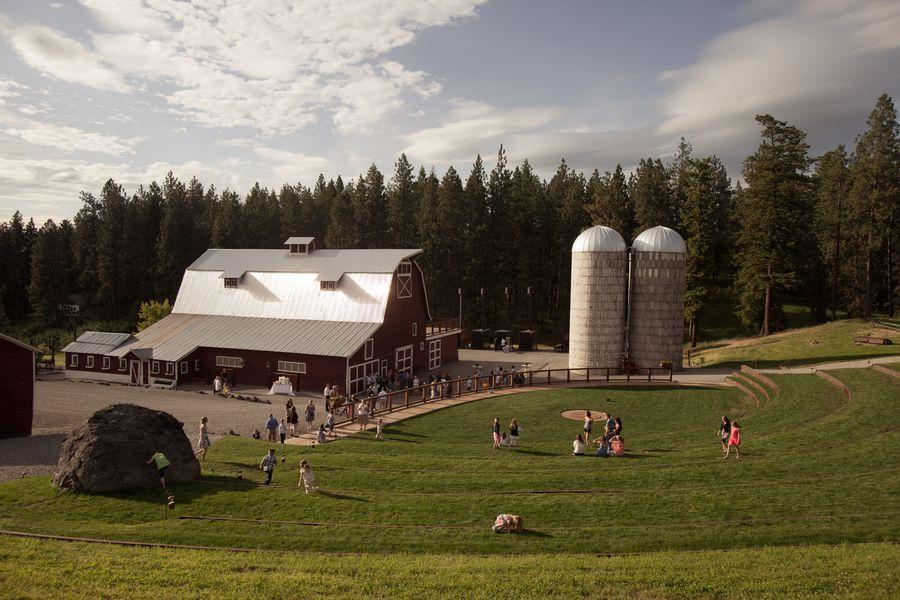 Idaho Barn Wedding