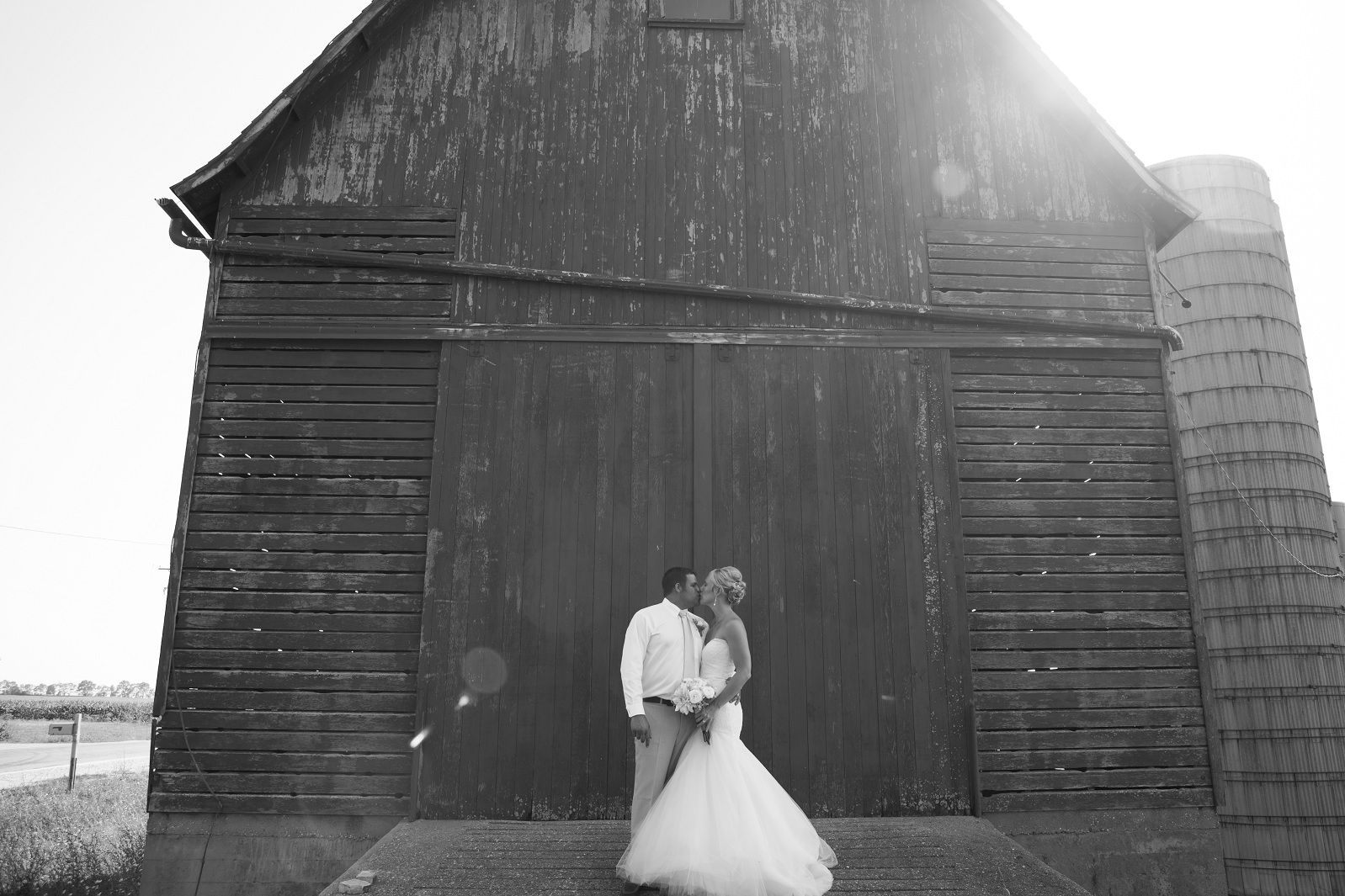 Rustic Northern Illinois Farm Wedding - Rustic Wedding Chic