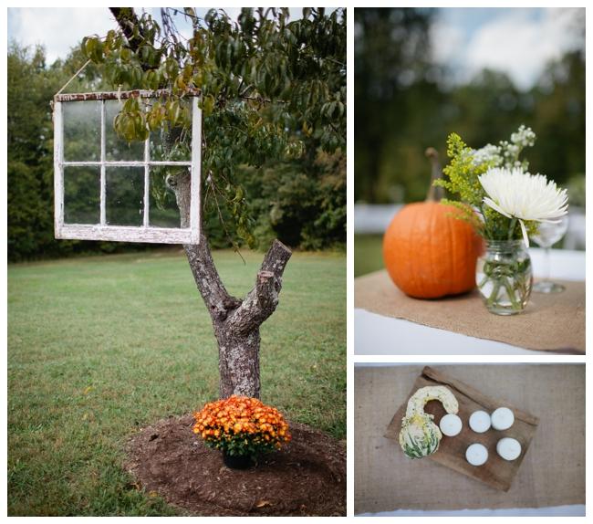 Backyard Vintage Wedding Part I