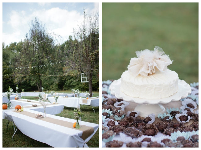 Simple Rustic Backyard Wedding : Simple & Chic Backyard Wedding  Rustic Wedding Chic
