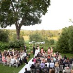 Outdoor New York State Wedding
