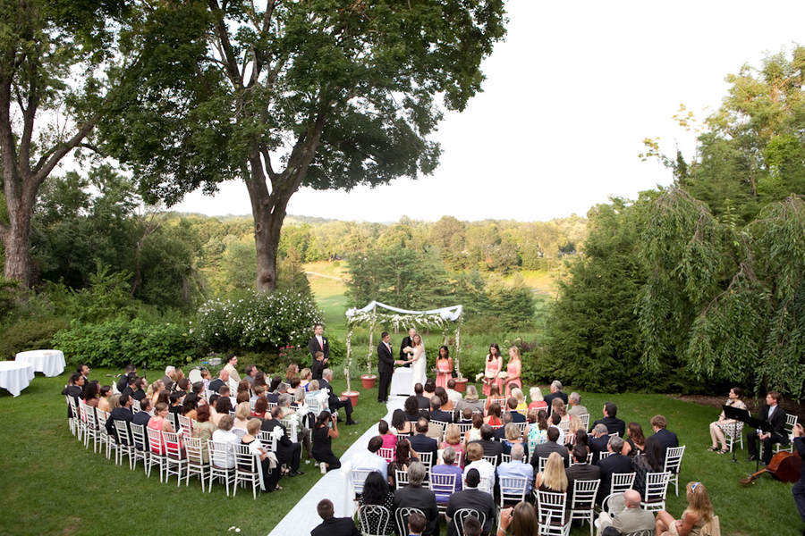 Chappaqua new york outdoor wedding rustic wedding chic for Outdoor wedding new york