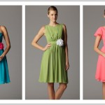Bright Colored Bridesmaid Dresses