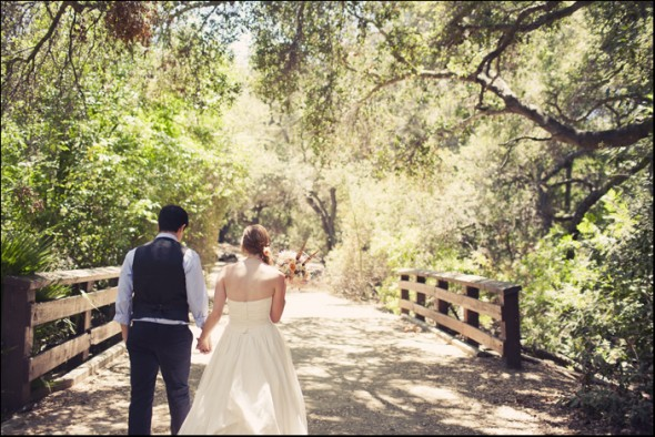 California Vintage Wedding