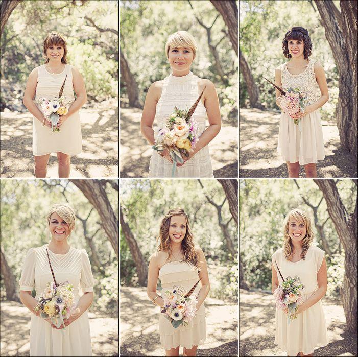 Vintage Style California Wedding - Rustic Wedding Chic