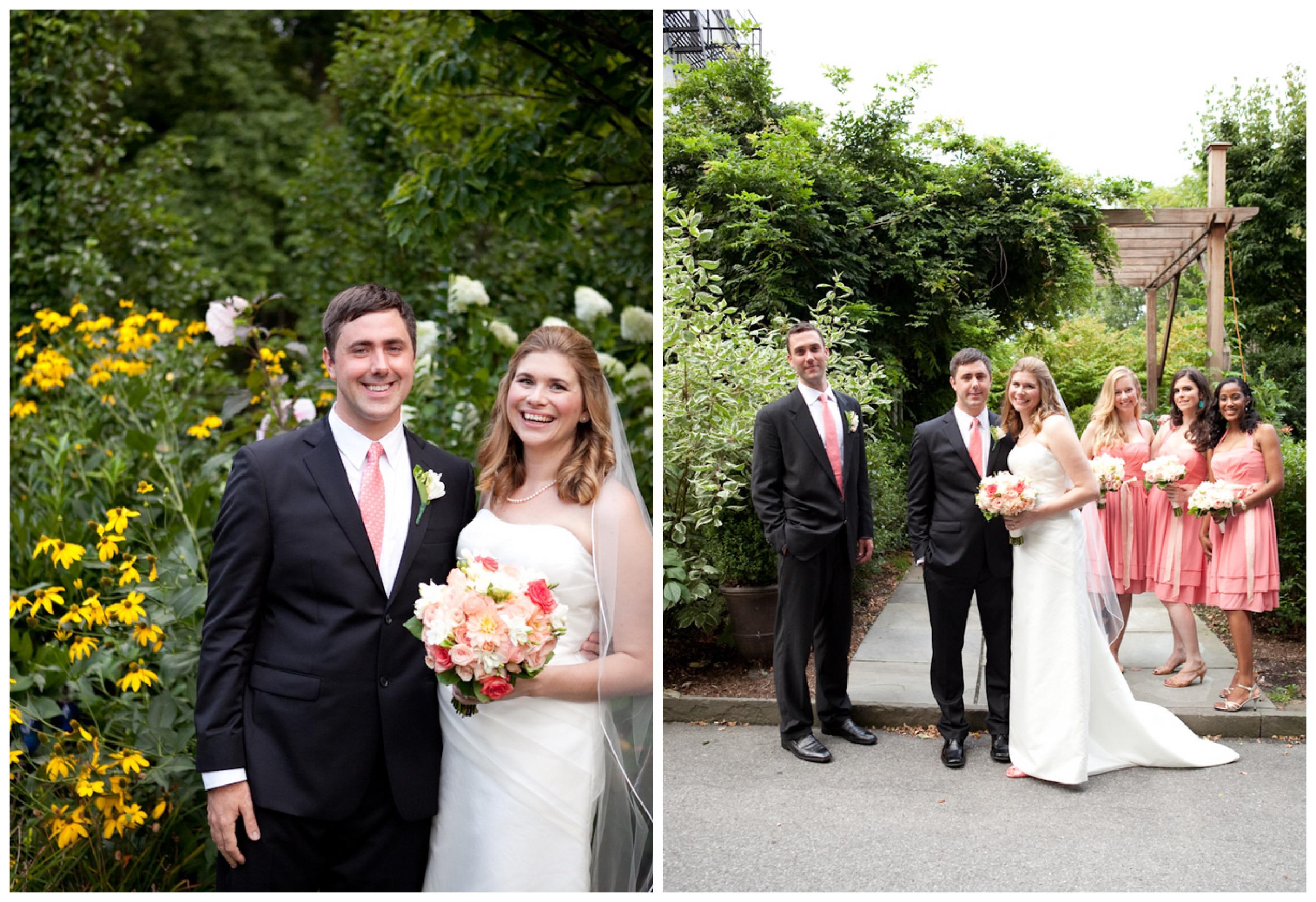 Chappaqua New York Outdoor Wedding Rustic Wedding Chic