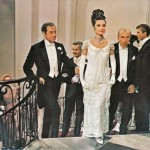 My Fair Lady Hepburn Dress