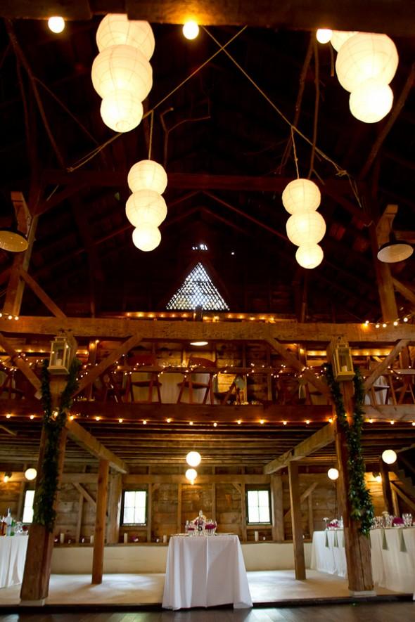 Top 10 Barn Weddings