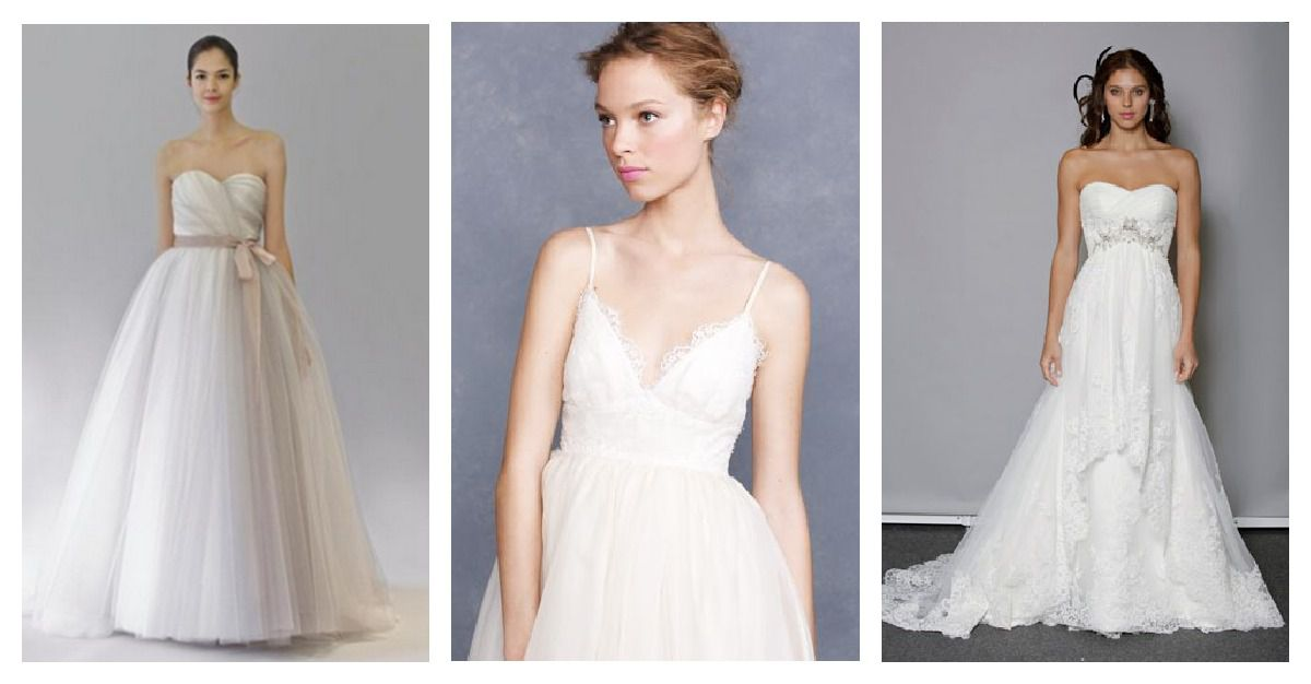 Wedding Experts Pick For Top 10 Wedding Gowns - Rustic Wedding Chic