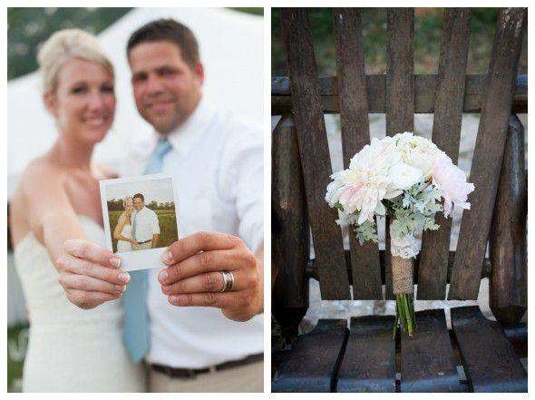 Rustic Northern Illinois Farm Wedding - Rustic Wedding Chic
