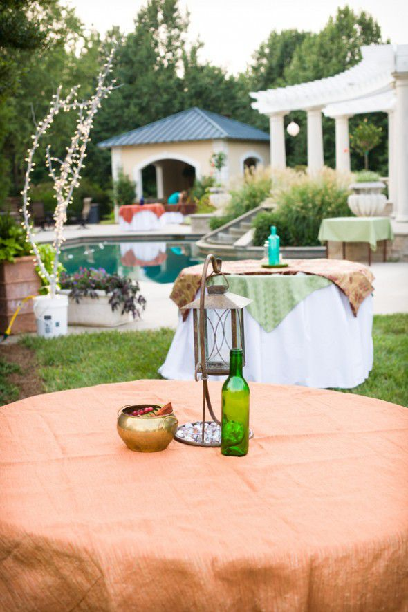 10 reasons to have a backyard wedding rustic wedding chic