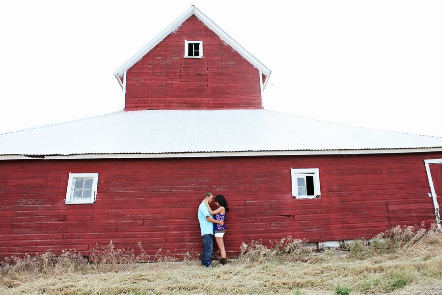 Barn Wedding Image