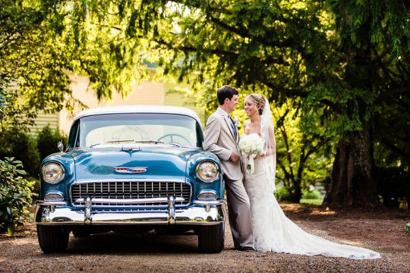 Tennessee Country Wedding