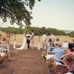 A Wedding On A Farm