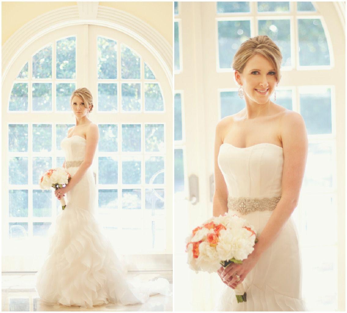 Texas Bridal Session At Arlington Hall - Rustic Wedding Chic